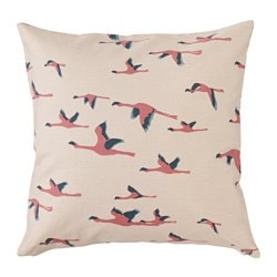 MAJBRITT cushion cover, beige