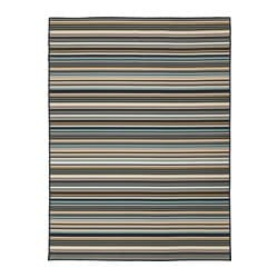 KÄRBÄK rug flatwoven, in/outdoor, multicolour in/outdoor Length: 240 cm Width: 170 cm Area: 4.08 m²