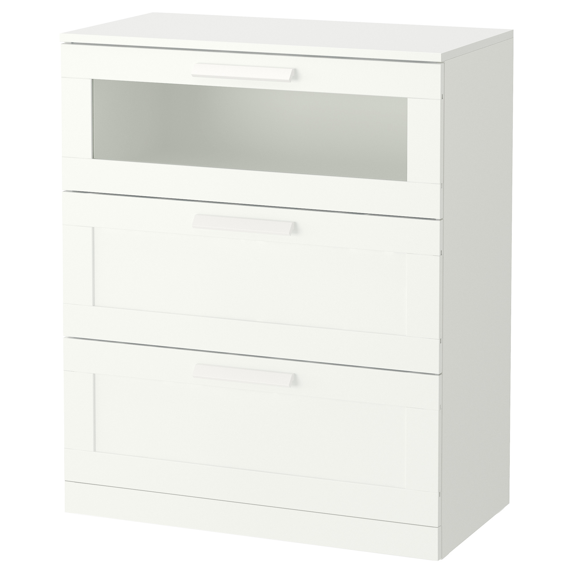 Brimnes 3 Drawer Chest