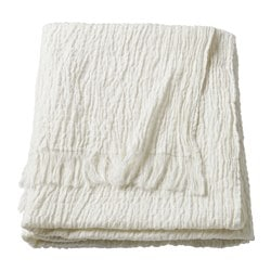 MATHEA throw, white