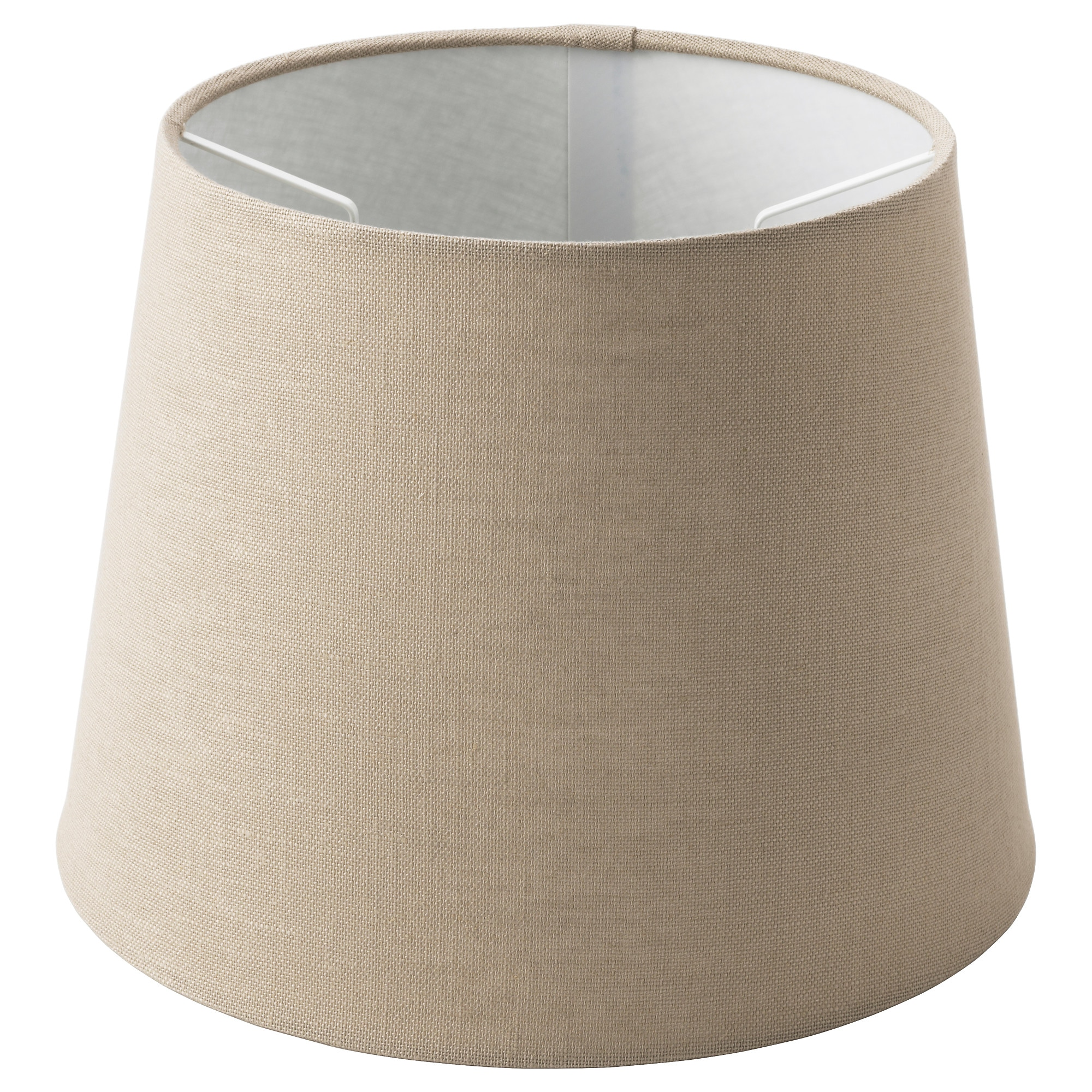 JRA lamp shade, beige Height: 7