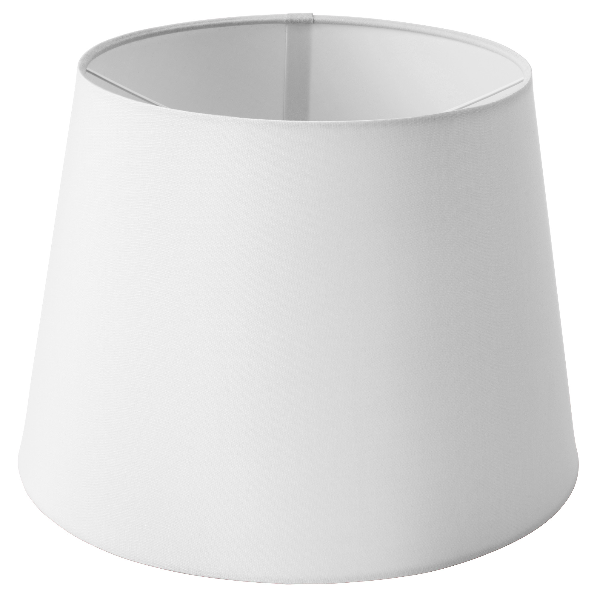 JÄRA lamp shade, white Height: 9