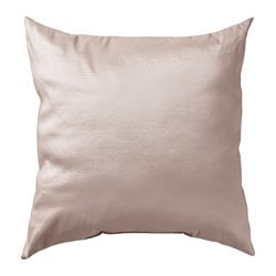 ULLKAKTUS cushion, silver-colour