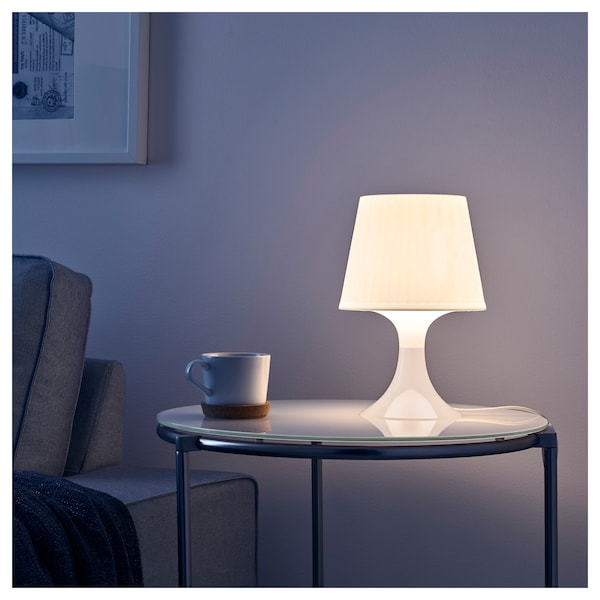 Table Lamp Lampan White