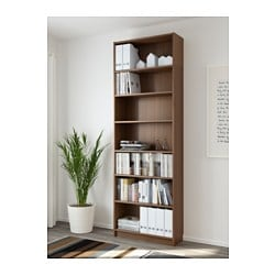 diy doors ikea bookcases on with crown add beveled tutorial billy glass height hacks extensions molding lighting to bookcase and
