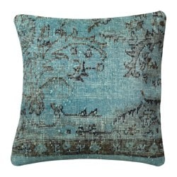 BOKARV cushion cover, light blue