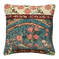 BOKARV cushion cover, multicolor