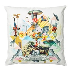 "STUNSIG cushion cover, toad Length: 26 "" Width: 26 "" Length: 65 cm Width: 65 cm"