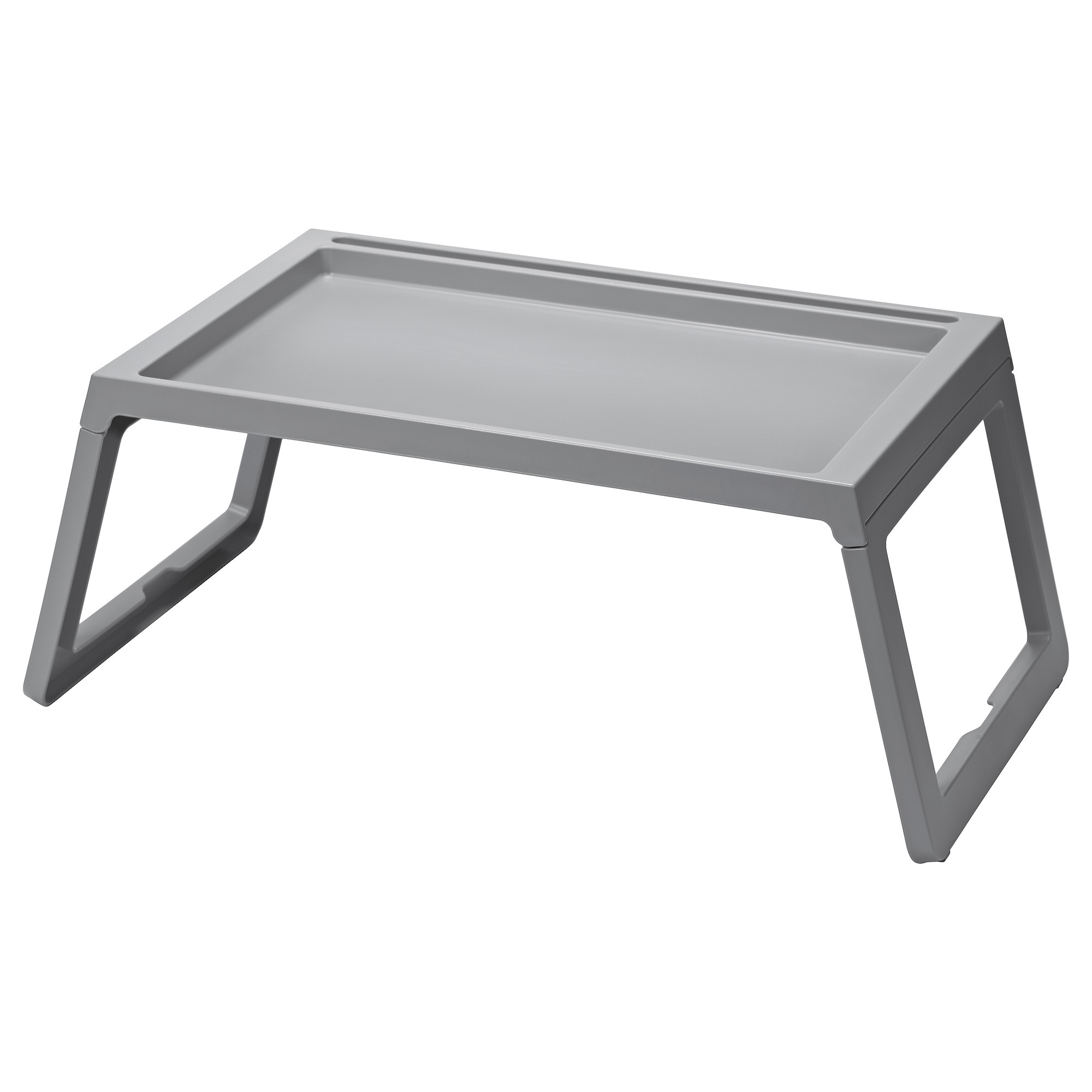 Good KLIPSK Bed Tray, Gray Length: 22  Part 31