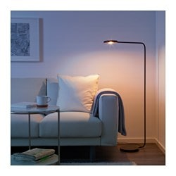 YPPERLIG Staande led-lamp - IKEA
