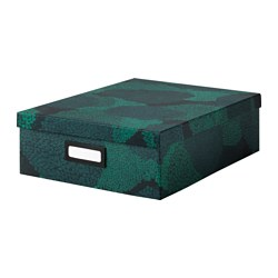 TJENA Box with compartments $3.99