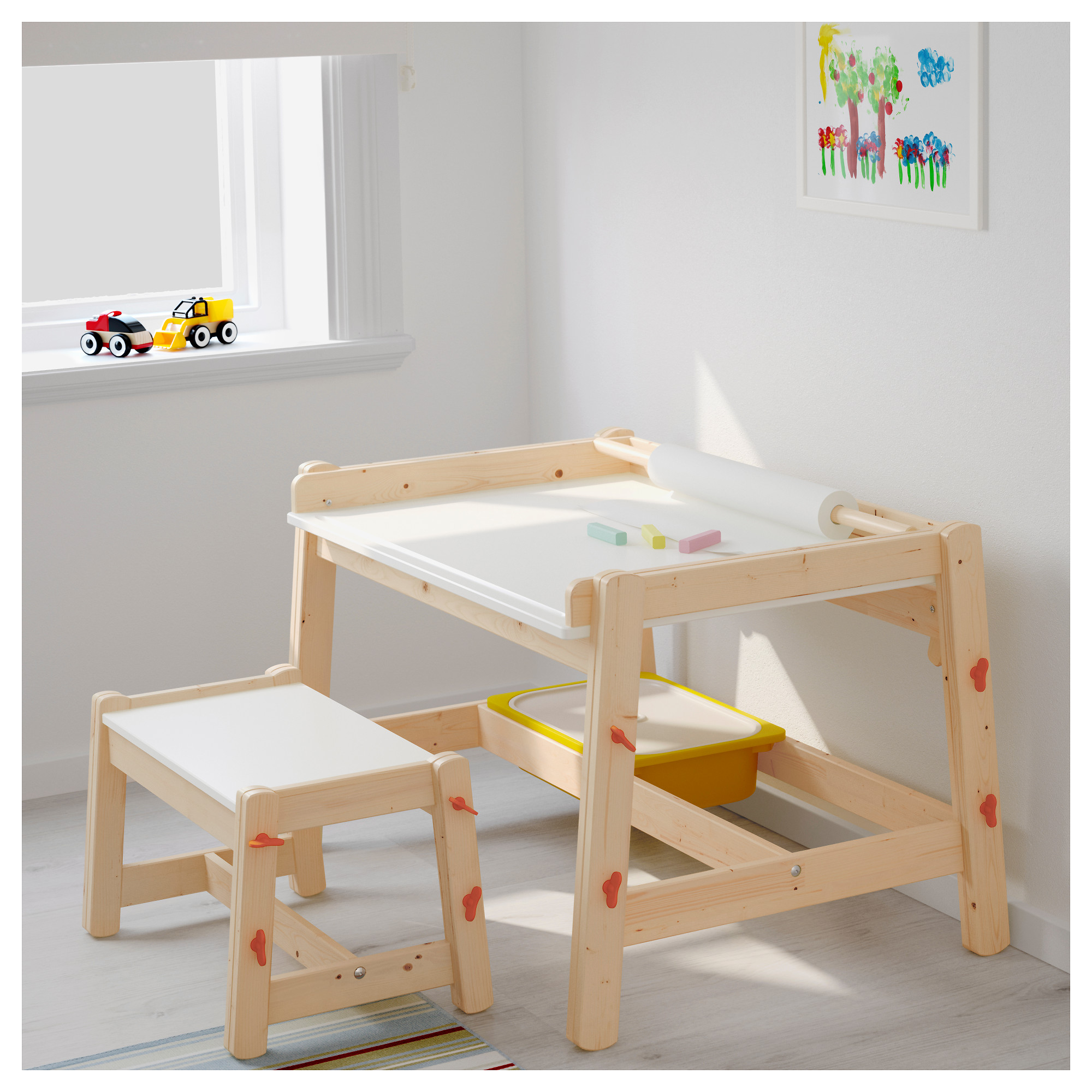 61762ca8686f FLISAT Children s desk - IKEA