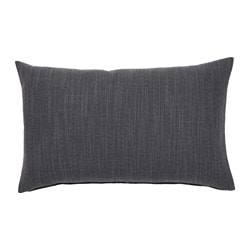 HILLARED, Cushion cover, anthracite