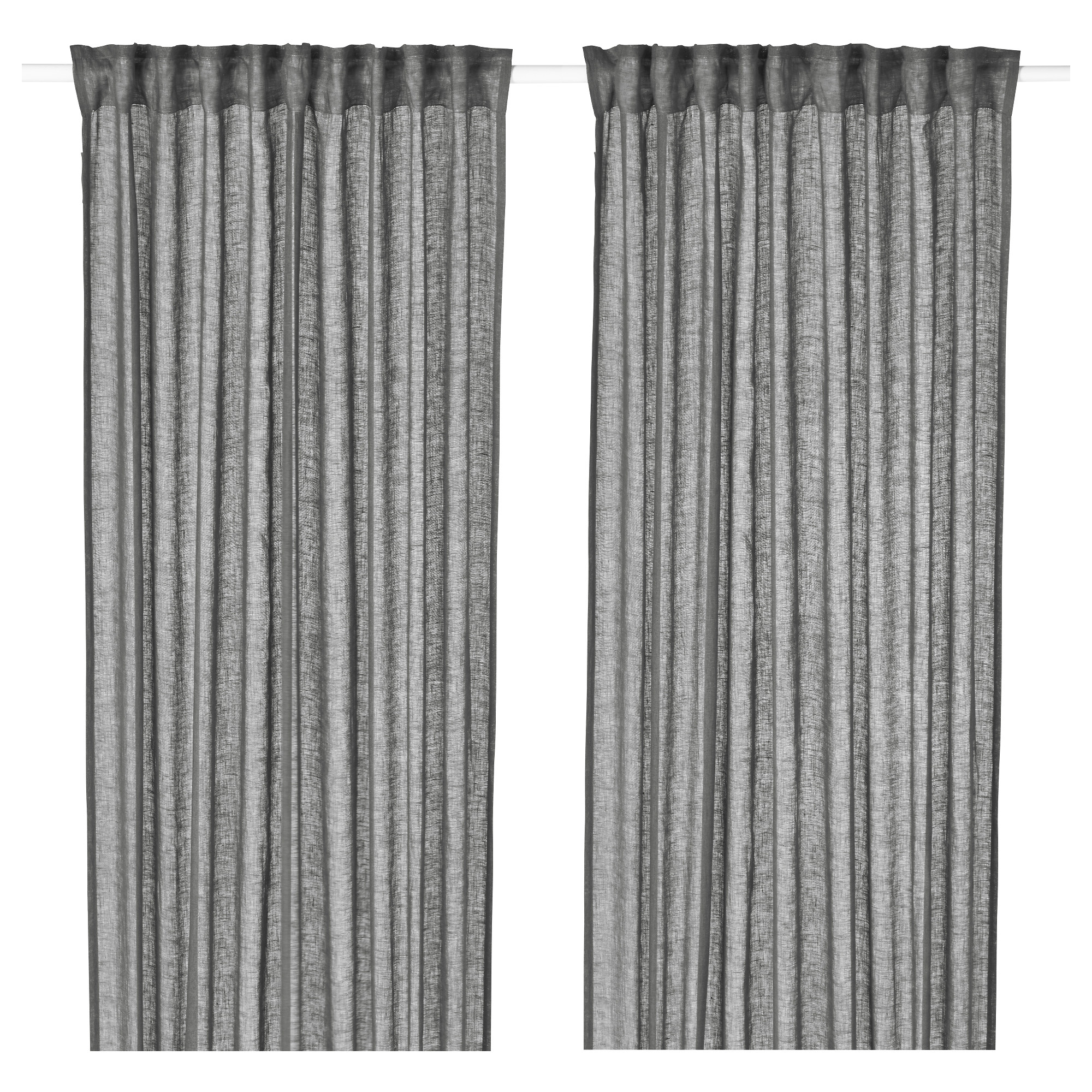c grey sheer soon eyelet with curtain grommets en shadow back voilage a us curtains oeillets madura linen gray
