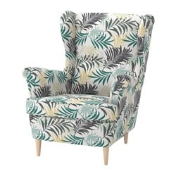 STRANDMON Wing chair $229.00