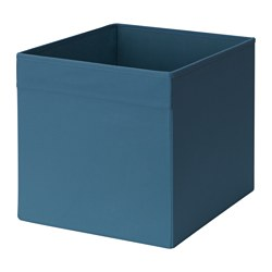DRÖNA box, dark blue