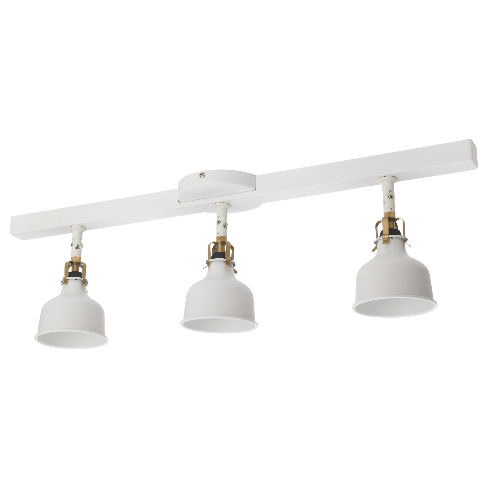 RANARP ceiling track 3 spotlights off-white white Length 29   Shade  sc 1 st  Ikea & Track Lighting - IKEA azcodes.com