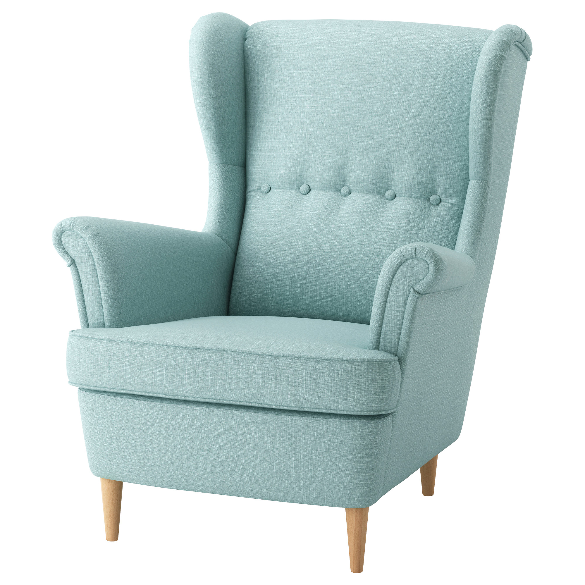 Teal wingback chair - Teal Wingback Chair 11