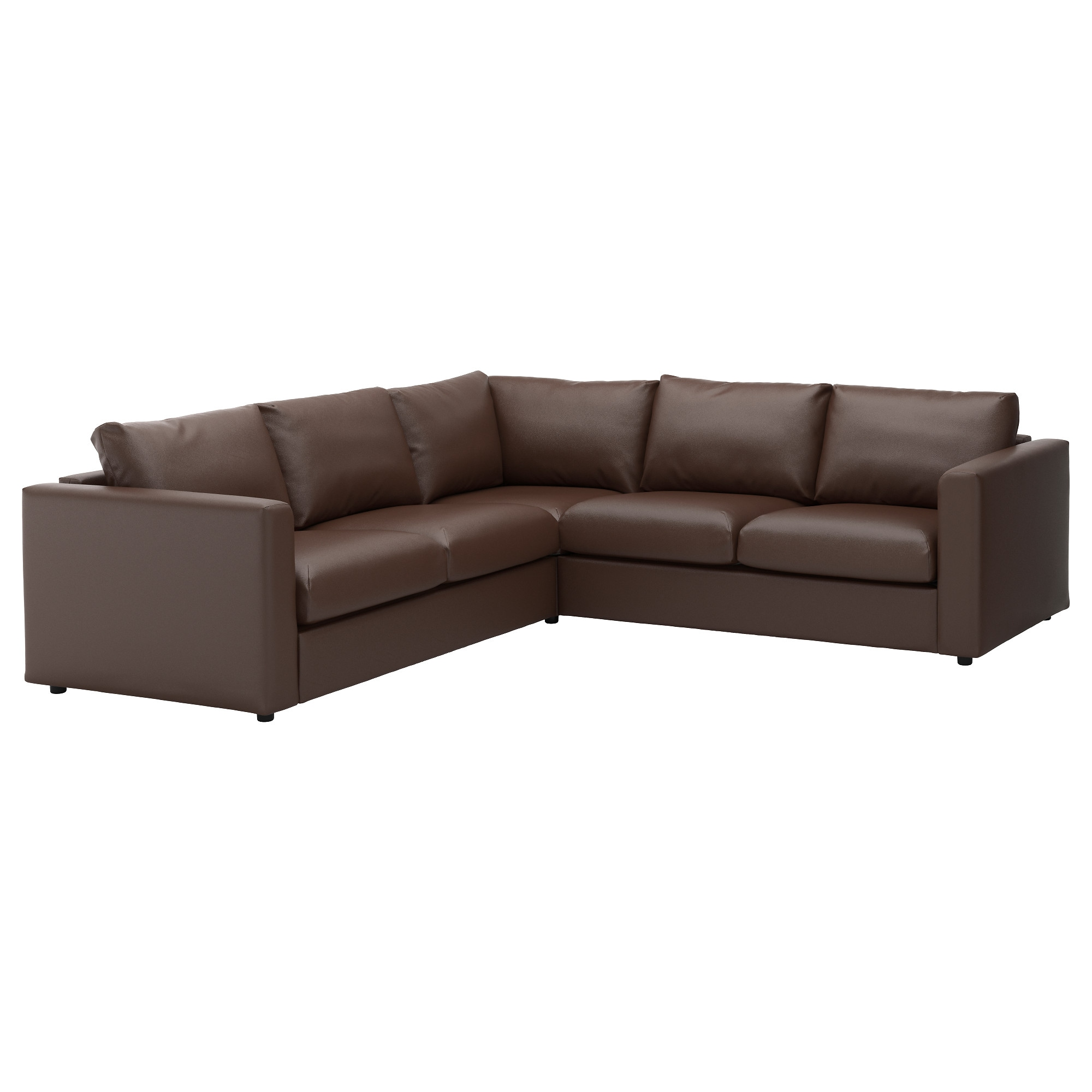 Ikea manstad corner sofa bed rise of the manstad clones for Ikea corner sofa