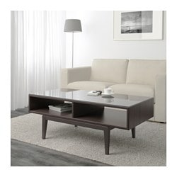 RegissÖr Coffee Table Brown Gl