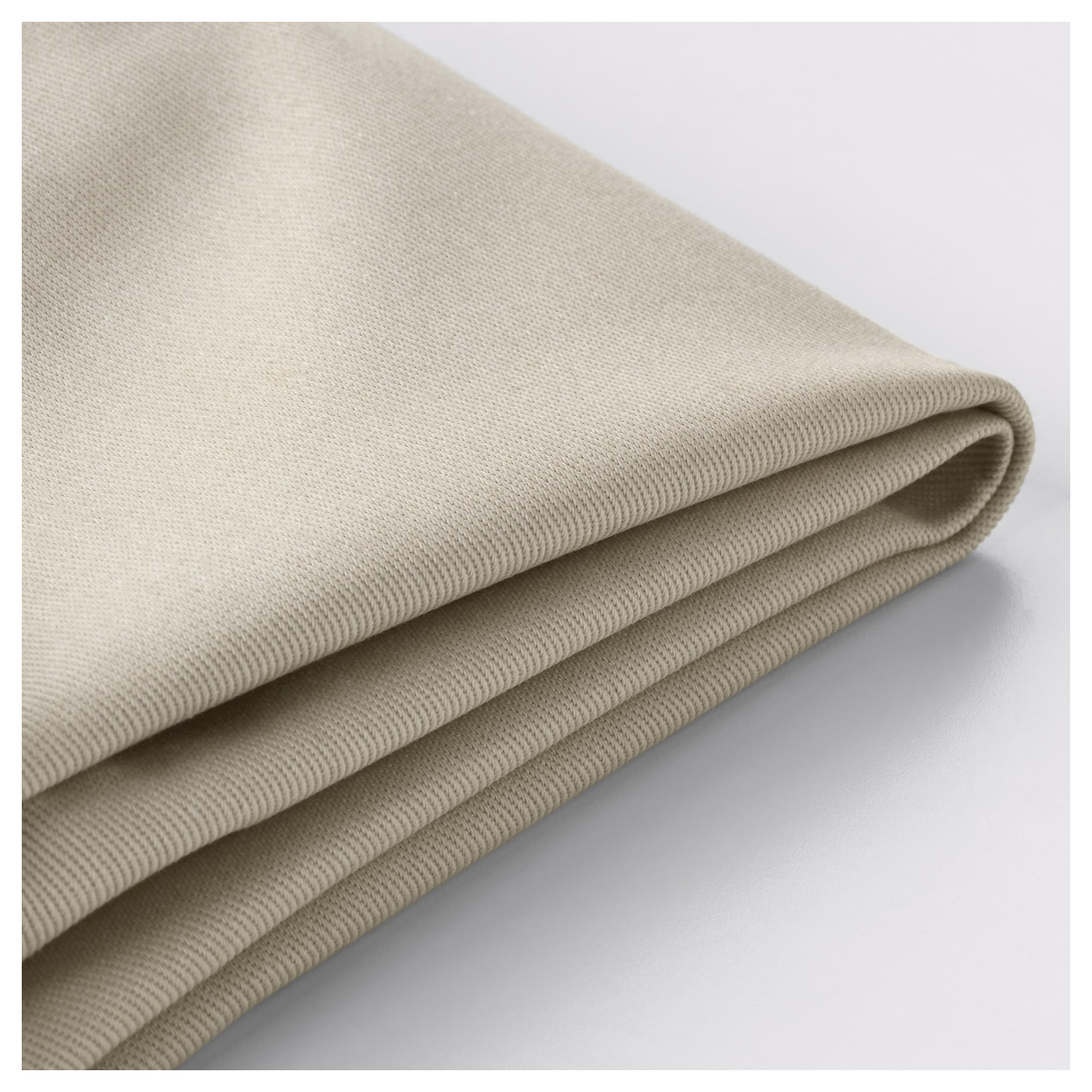 BACKABRO Bezug 3er Bettsofa, Tygelsjö Beige