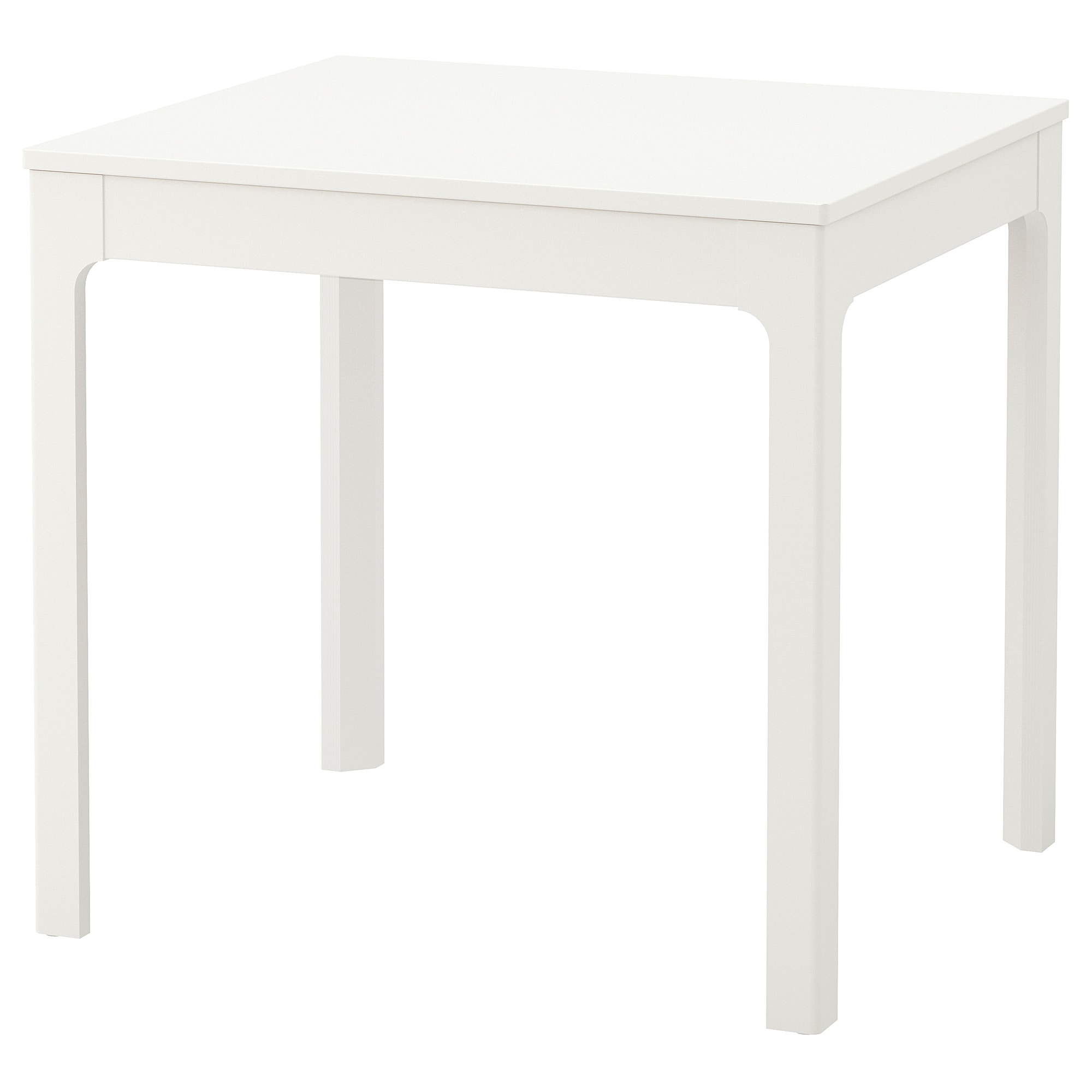 EKEDALEN Extendable Table, White