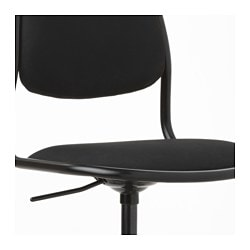 Charmant ÖRFJÄLL Childu0027s Desk Chair, Black, Vissle Black
