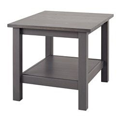 hemnes side table - End Tables Ikea