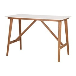 Fanbyn Bar Table White