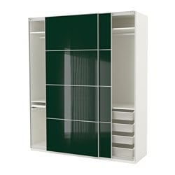 PAX Armoire-penderie 834,50$
