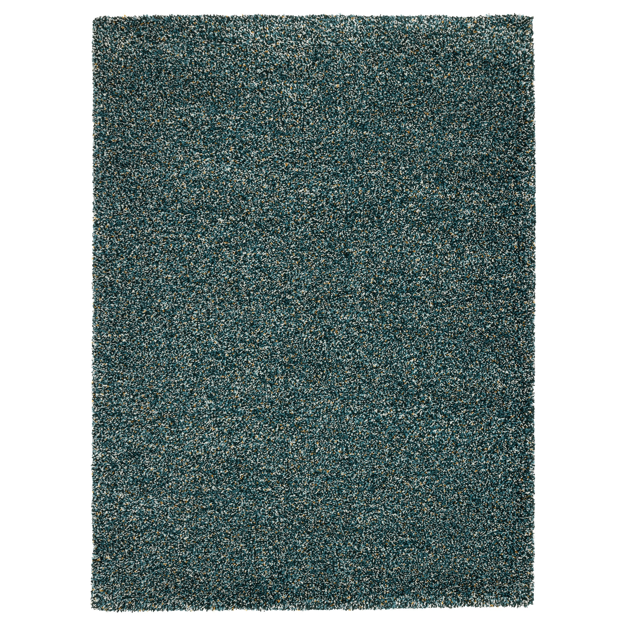 Vindum Rug High Pile Blue Green Length 8 10