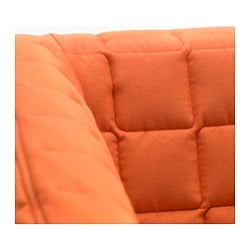 Knopparp Sofa Orange