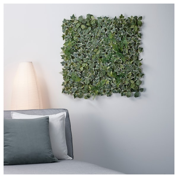Fejka Artificial Plant Wall Mounted In Outdoor Green Ikea