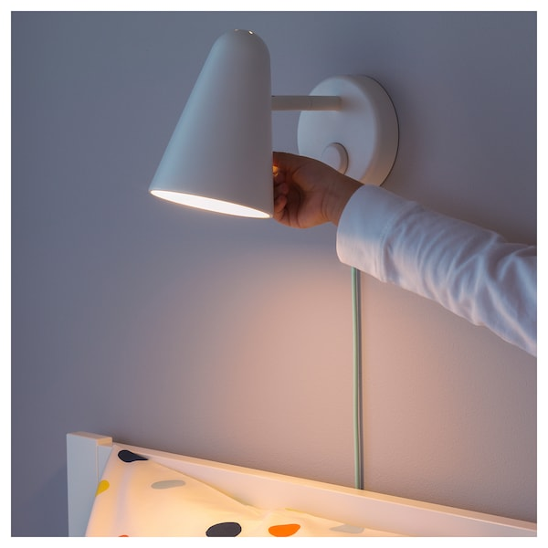 IKEA FUBBLA LED wall lamp