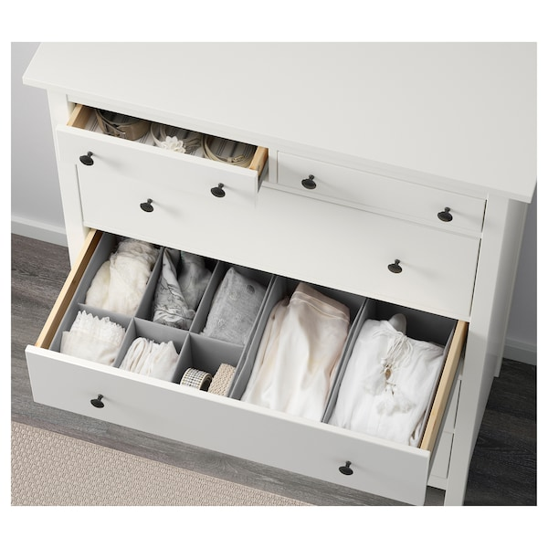 IKEA HEMNES 6-drawer chest