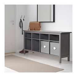 Great ... Sofa Tables. HEMNES Console Table IKEA ...