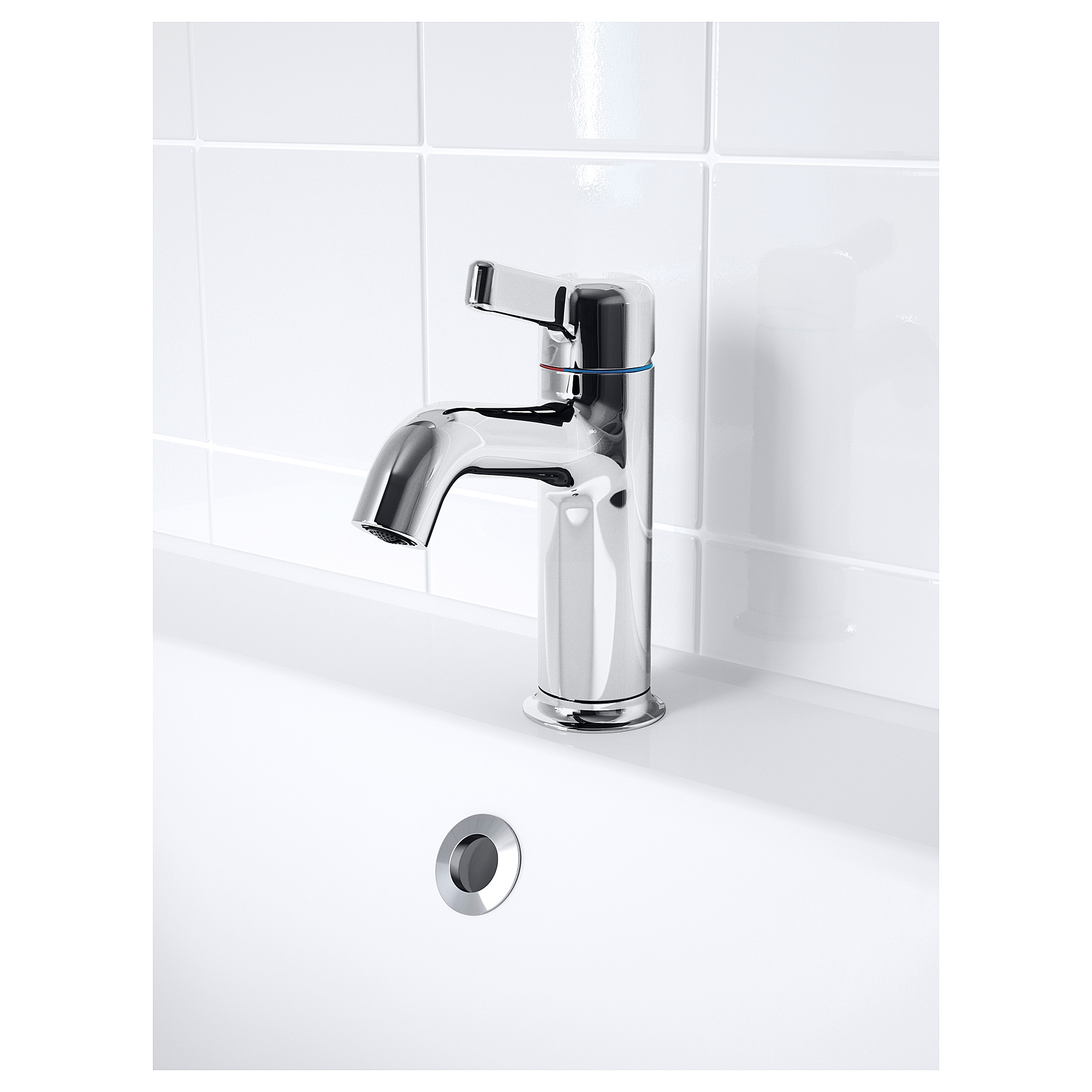 VOXNAN Bath faucet with strainer - IKEA