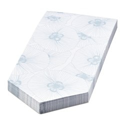 EKLOG magnetic notepad, white Length: 18 cm Width: 8 cm Thickness: 1 cm