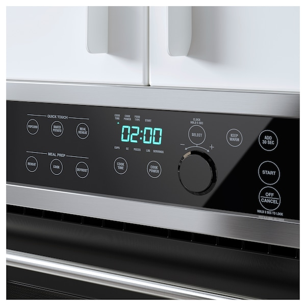 Microwave Oven Nutid Stainless Steel
