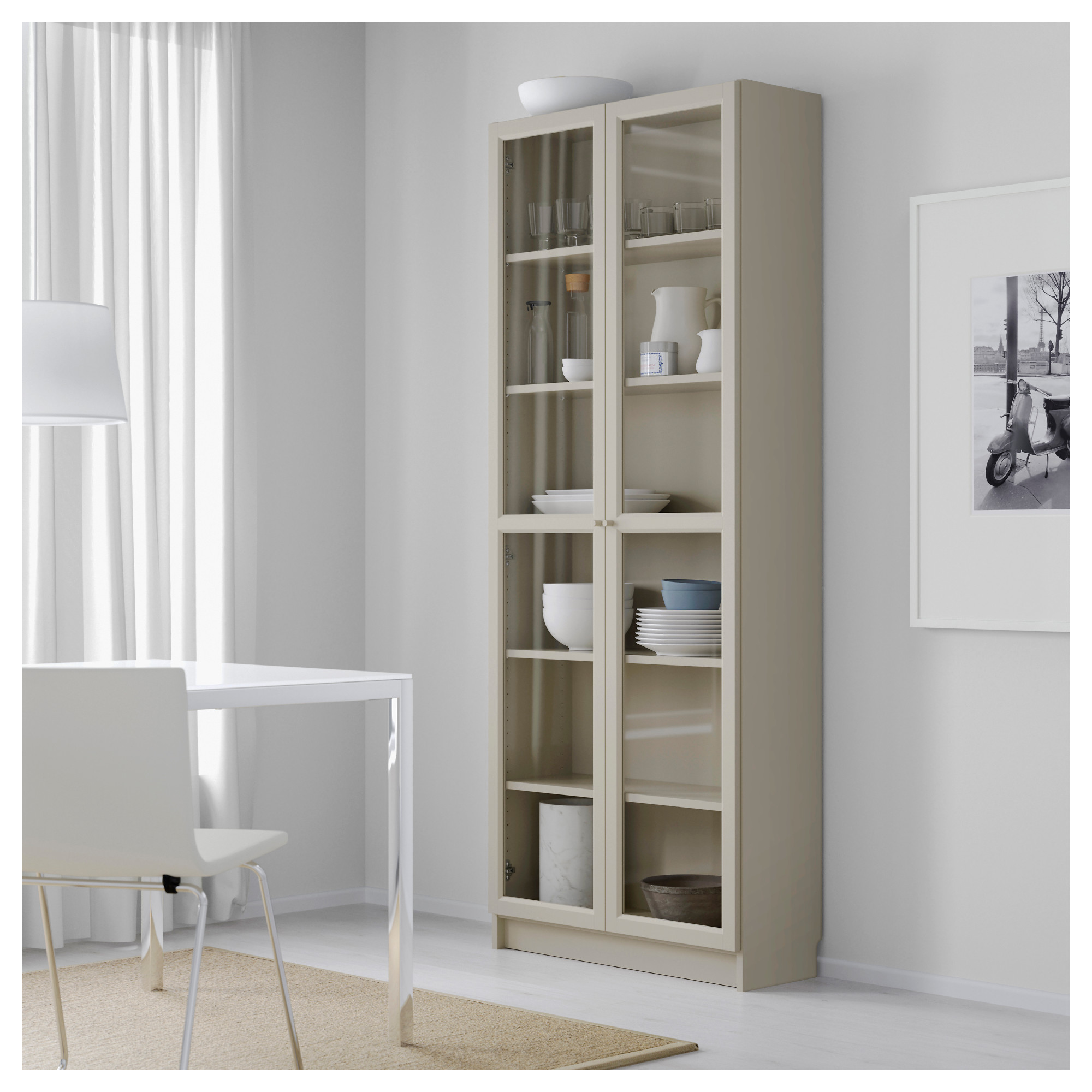 design with bookcase image ideas colour bookshelf large the of story choosing glass doors