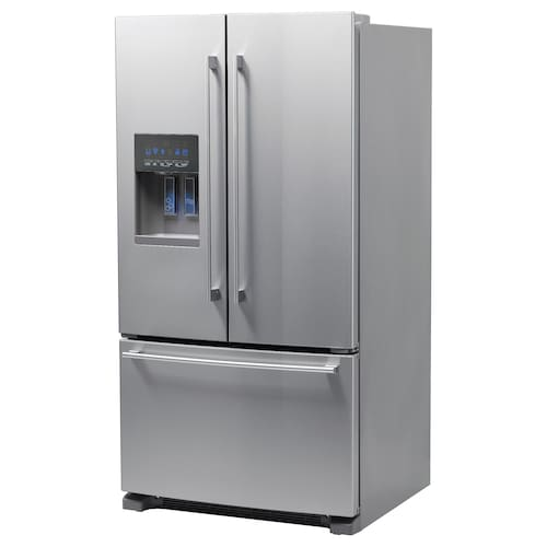 IKEA NUTID French door refrigerator