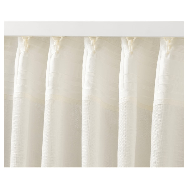 IKEA LEJONGAP Curtains, 1 pair