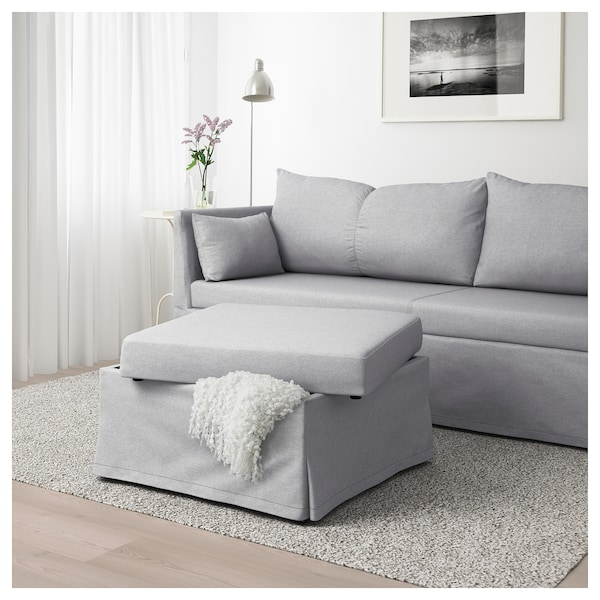 IKEA SANDBACKEN Corner sofa-bed