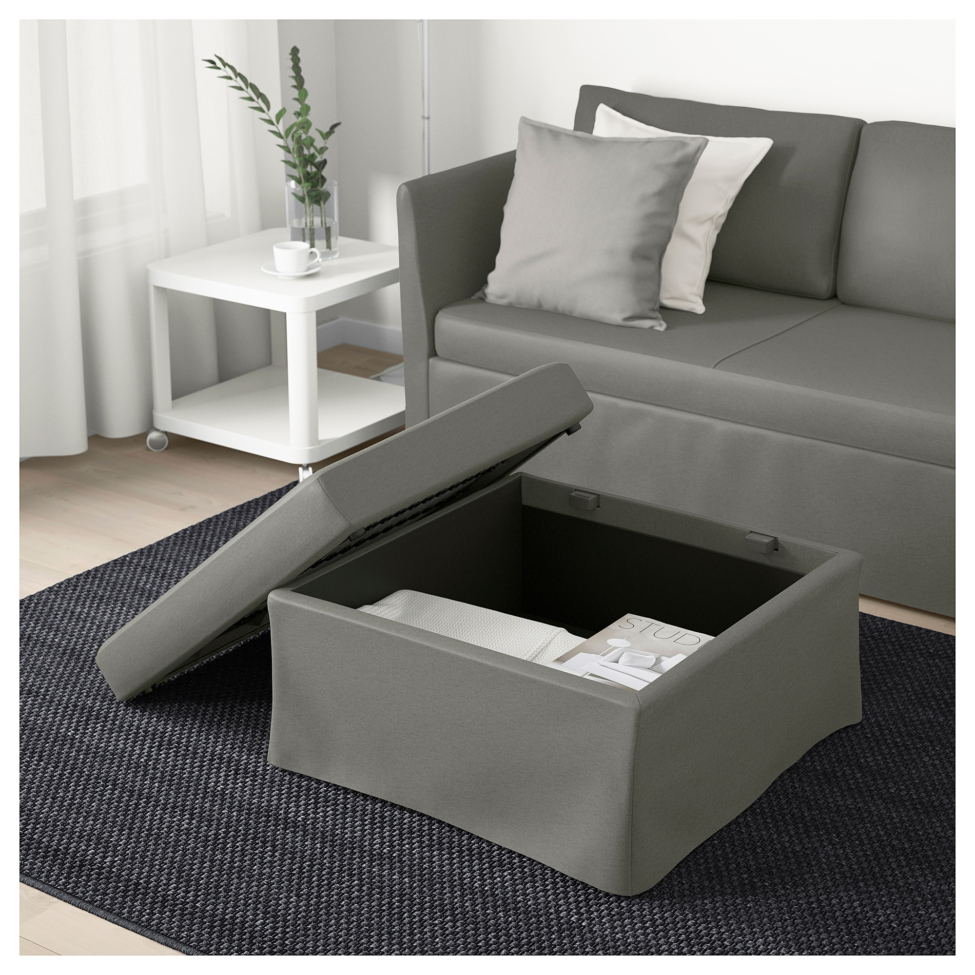 BRÅTHULT Corner sofa-bed - Borred gray-green - IKEA on ikea catalogue, stichting ingka foundation, ingvar kamprad, tetra pak, ikea family mobile,