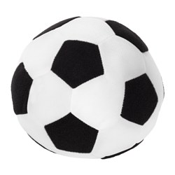 SPARKA soft toy, football, mini Diameter: 12 cm