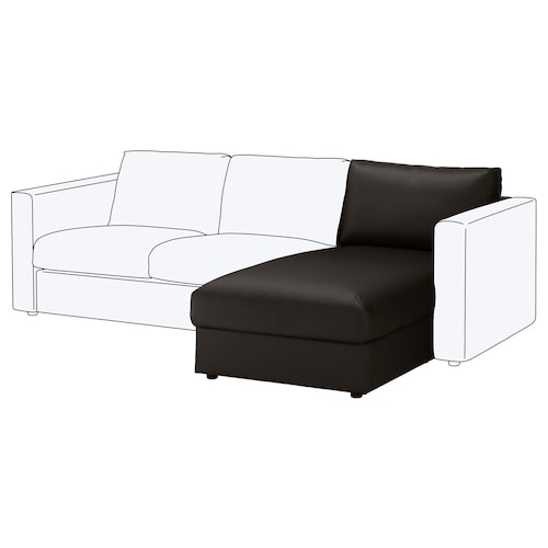 IKEA VIMLE Chaise section