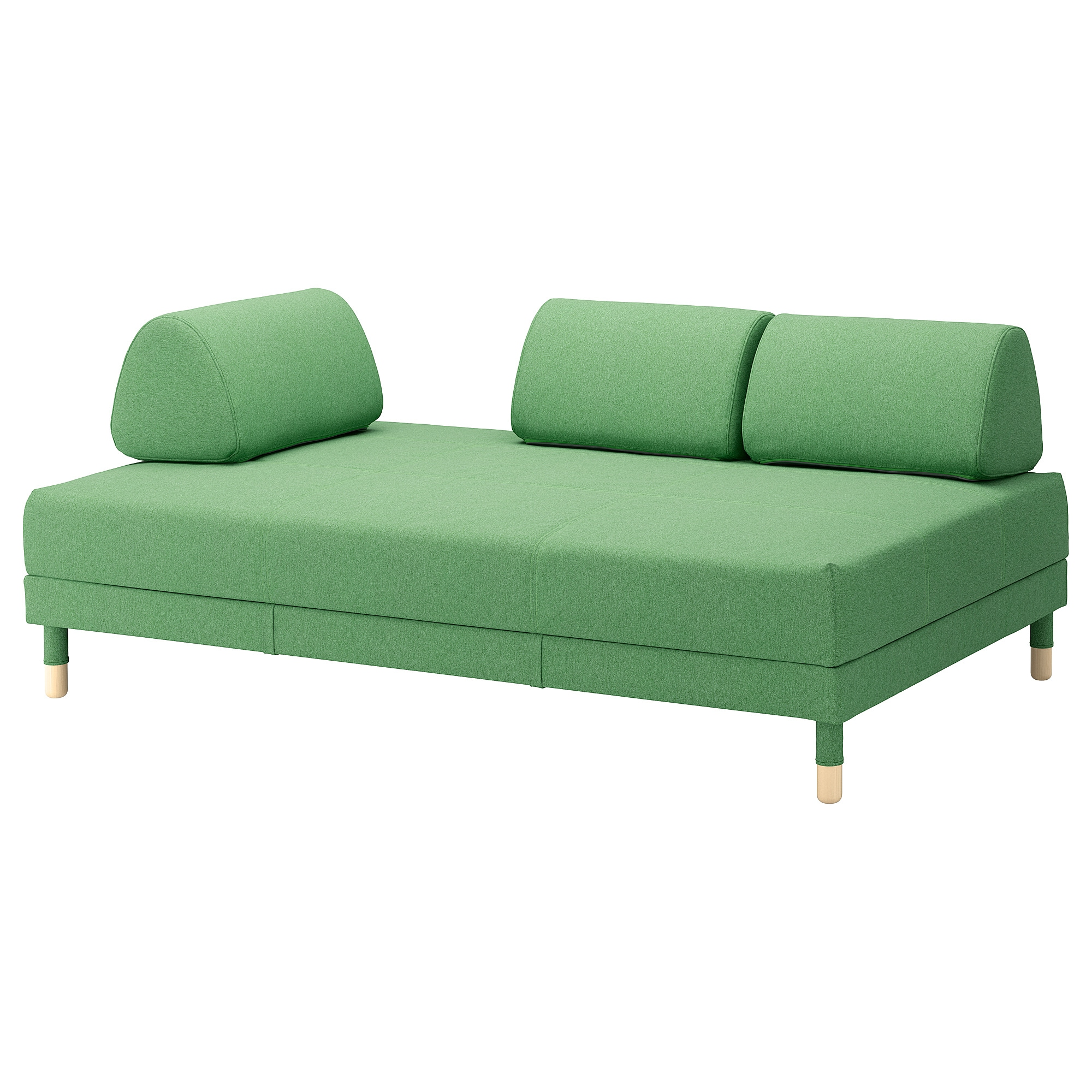 Flottebo Sofa Bed Lysed Green Ikea