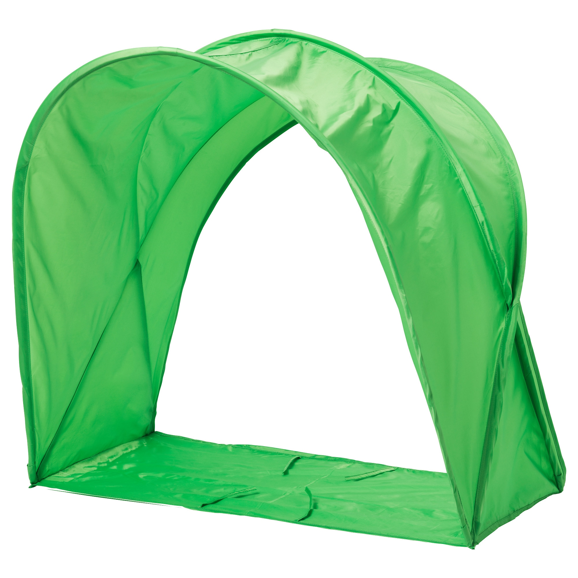 Kids bed tent canopy - Sufflett Bed Tent Green Height 31