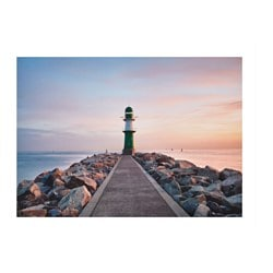"EDELVIK poster, Sunrise by the Baltic Sea Width: 27 ½ "" Height: 19 ¾ "" Width: 70 cm Height: 50 cm"