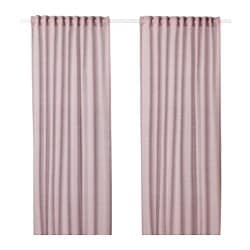 Gentil HILJA Curtains, 1 Pair